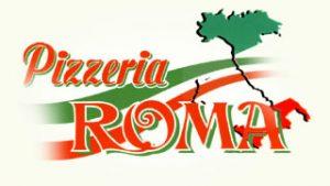 Werbung - Pizzeria Roma